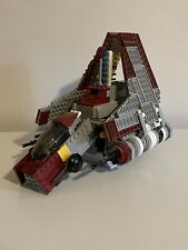 LEGO Star Wars Republic Attack Shuttle 8019 COMPLETE w/ Instruction NO FIGURES