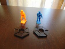 2 Player Expansion Pack For Fireball Island Explorer Pawn (2 X Rings + 2 X Men)