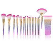 Docolor 16 Pcs Unicorn Makeup Brushes Set