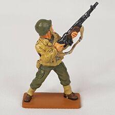 Del Prado - Rangers Technician Normandy USA-1944 - Painted Lead Soldier