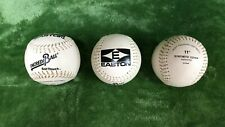 "(3) Three Easton IncrediBall SofTouch Training Softball 11"" Synthetic Cover"