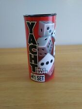 Cardinal® YACHT Dice Game ~ Family Game Night ~ New!
