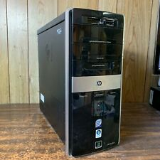 HP Pavilion M9300t Windows 10 Computer Intel Quad Core 4gb 500gb DVDRW