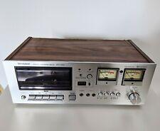 Sharp Rt 1155 Vintage Cassette Tape Deck