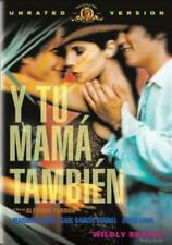 Y Tu Mama Tambien (Dvd, 2002, Widescreen, Unrated) New