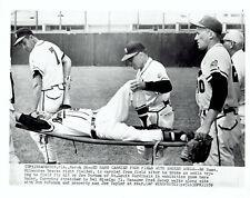New listing 1959 Vintage Photo Milwaukee Braves Eddie Haas Del Rice Don McMahon Fred Haney