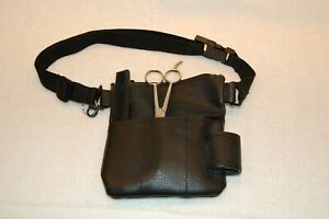 NEW Professional Hairdressing Scissors Bag Hair Tool Holder Stylist Pouch Belt