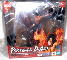 One Piece Portgas D Ace Figur/Statue 20 cm Commander of the 2. D. Neu,OVP,Lizenz