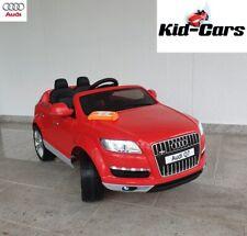 Kinderfahrzeug Audi Q7 2x 45W Motoren große Version 1,31m Kinderauto Elektroauto