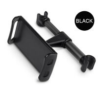 """Car Back Seat Headrest Phone Tablet Mounting Holder 4-11"""" For iPhone iPad"""