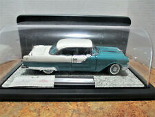 New ListingFranklin Mint 1955 Pontiac Star Chief Die-Cast 1:24 Scale Nm W/ Box Coa