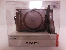 SONY LCJ-HWA  TC  Camera Jacket case for DSC-HX90V/WX500 From Japan