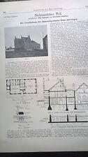 1908 45 Bahnhof Dam Antwerpen Belgien / Hildesheim