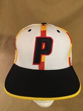 Hat Ball Cap 5BAC NWOT Sz. Small Fitted Philadelphia Red Yellow Black & White