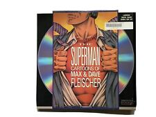 Laser Disc- The Superman Cartoons Of Max And Dave Fleischer