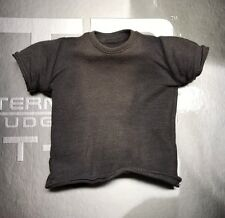 HOT TOYS mms117 TERMINATOR 2 JUDGMENT DAY T-800 1/6 Grey Tee