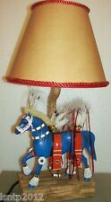 """Home Decor / Lamp ~ """" Fancy Dancer """" ~ The Trail of Painted Ponies ~ NEW"""