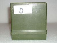 2 Stück,British Army Clansman RT/PRC 350 Batteriebehälter,Gerbr.Top !!