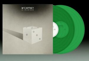 Paul McCartney - III (Three) Imagined 2xLP Vinyl (Green SPOTIFY Exclusive) NEW!