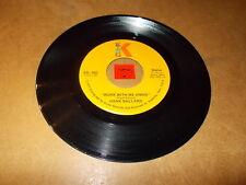 HANK BALLARD - WORK WITH ME ANNIE - ANNIE HAD A BABY  / LISTEN - R&B POPCORN