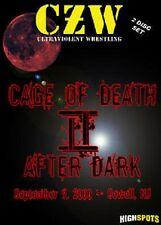 Combat Zone Wrestling: Cage of Death 2 DVD, CZW