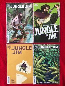 JUNGLE JIM 1 2 3 4 SET - 2015   - KING - DYNAMITE