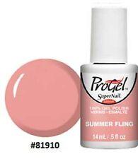 SuperNail ProGel LED/UV Curable Gel Summer Fling - .5oz - 81910
