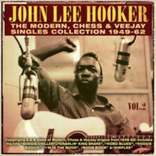 John Lee Hooker - Modern Chess & Veejay Singles Collection 1949-62 [New CD]