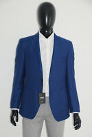 HUGO BOSS TAILORED SAKKO, Mod. T-Jake, Gr. 48, Woven in Italy, Medium Blue