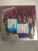 Vintage Party Zone Spy Ring Mystery Scenario Entertainment Game 1985 Complete