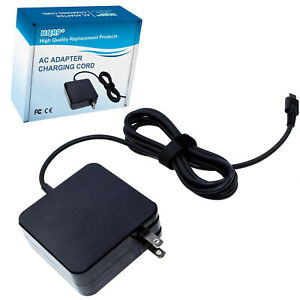 HQRP AC Adapter Charger for Nintendo Switch Gaming System, USB-C Power Cord