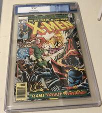 UNCANNY X-MEN #105 CGC 8.0 1977 Bronze Age