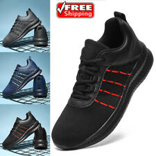 New listing Men's Athletic Breathable Sneakers Outdoor Running Tennis Shoes Gym Size 8-12