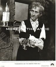 HAMMER HORROR PETER CUSHING FRANKENSTEIN AND THE MONSTER FROM HELL ORIG #1