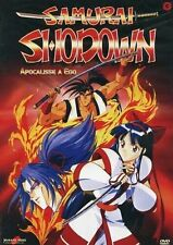 SAMURAI SHOWDOWN / ART OF FIGHTING  DVD ANIME