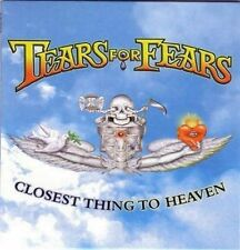 "MAXI CD COLLECTOR 1T TEARS FOR FEARS ""CLOSEST THING TO HEAVEN """