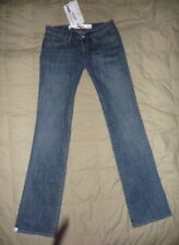 NEW $150 Earnest Sewn Low Rise Bootcut Jeans 27 x 33 NWT