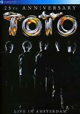 Toto - Live In Amsterdam (NEW DVD)