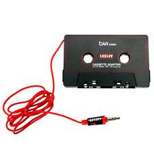 Premium Auto Kassetten Band Adapter mit 3.5mm Stecker MP3 CD-Spieler Konverter