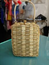 Vintage Gold Bag Styled By Simon Super Pretty!