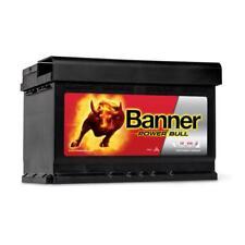 Banner Power Bull Autobatterie, P74 12, 74 Ah, 680 A