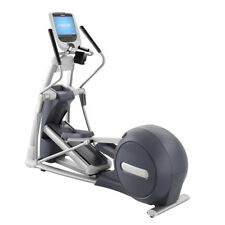 Precor EFX 885 Elliptical Cross Trainer with P80 - Factory Remanufactured