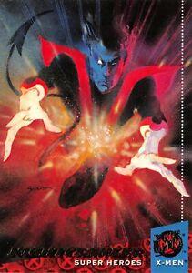 NIGHTCRAWLER / X-Men Fleer Ultra 1994 BASE Trading Card #17