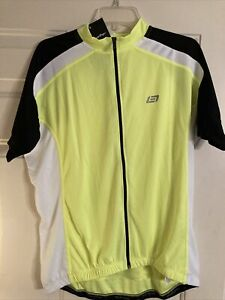 Cycling Jersey XL Mens High Vis Pro Mesh Techinical Apparel By Bellwether