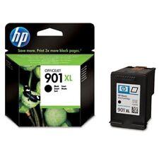 ORIGINALE HP 901BK XL NERA CARTUCCIA ORIGINALE  ALTA CAPACITA' CC654AE CAPACITA'