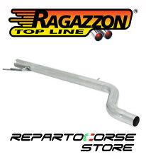 RAGAZZON TUBO CENTRALE NO SILENZIATORE FIAT PUNTO 176 1.4 GT TURBO 131CV 1998->
