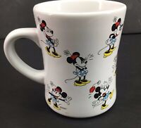 Disney Store Minnie Mouse White Coffee Cup Mug