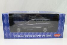 Kyosho Mercedes Benz E-Class Wagon Blue 1:18 Scale Model Car 09004TB
