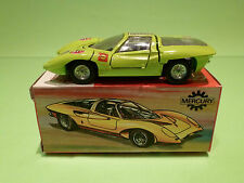 MERCURY  1:43  ALFA ROMEO 33  PININFARINA - RARE SELTEN  - GOOD CONDITION  -