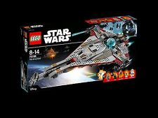 LEGO Star Wars the Arrowhead 75186, NUOVO